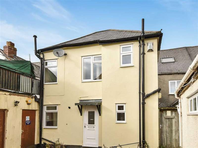 3 Bedrooms Apartment Flat for sale in High Street, Honiton, Devon, EX14