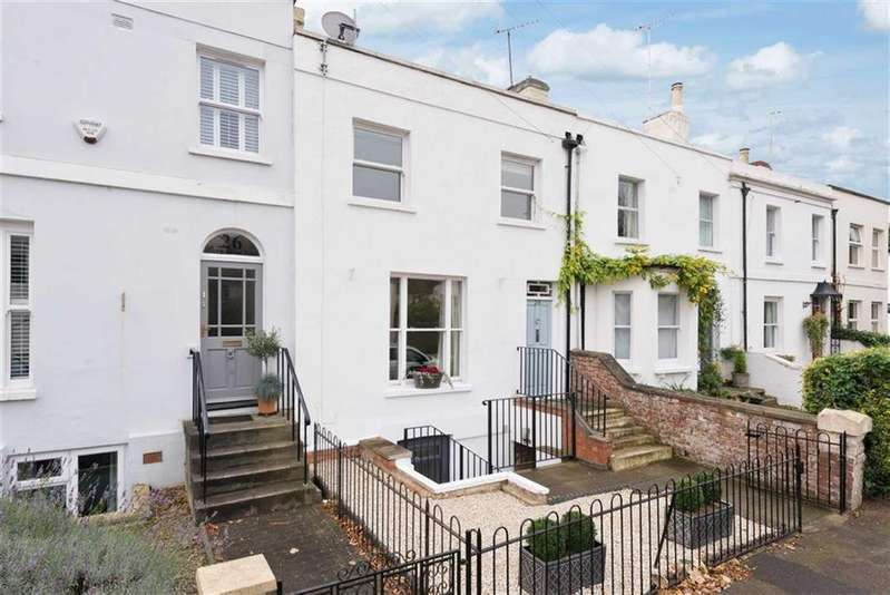 4 Bedrooms Town House for sale in Shurdington Road, Leckhampton, Cheltenham, GL53