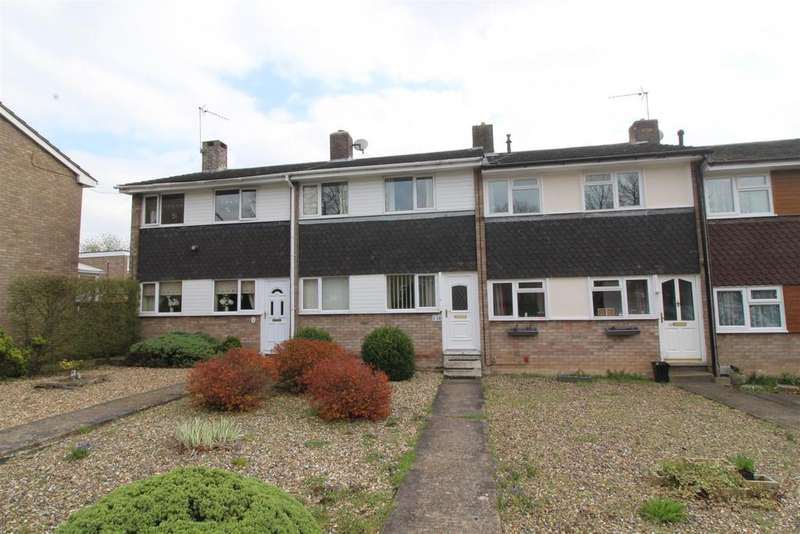 2 Bedrooms Terraced House for sale in St. Olaves Road, Bury St. Edmunds