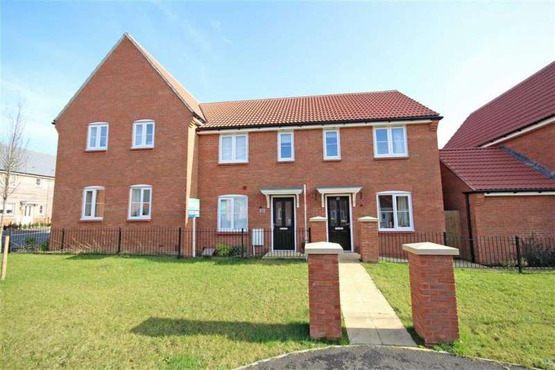 2 Bedrooms Terraced House for sale in Wagtail Grove, Bishops Cleeve, Cheltenham, GL52