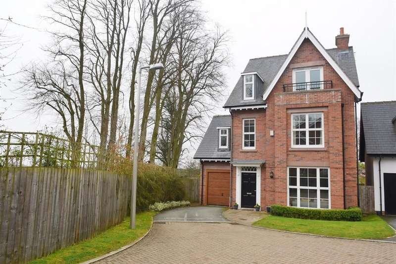 5 Bedrooms Detached House for sale in Keepers Close, Hartford