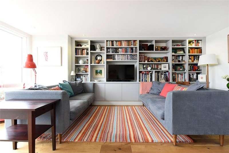 3 Bedrooms Flat for sale in Seren Park Gardens, Blackheath, London