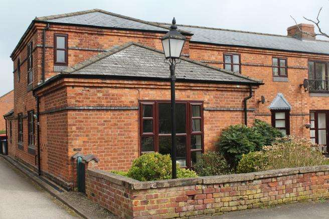 2 Bedrooms Apartment Flat for sale in 1 Audley House Mews, Newport, Shropshire, TF10 7BP