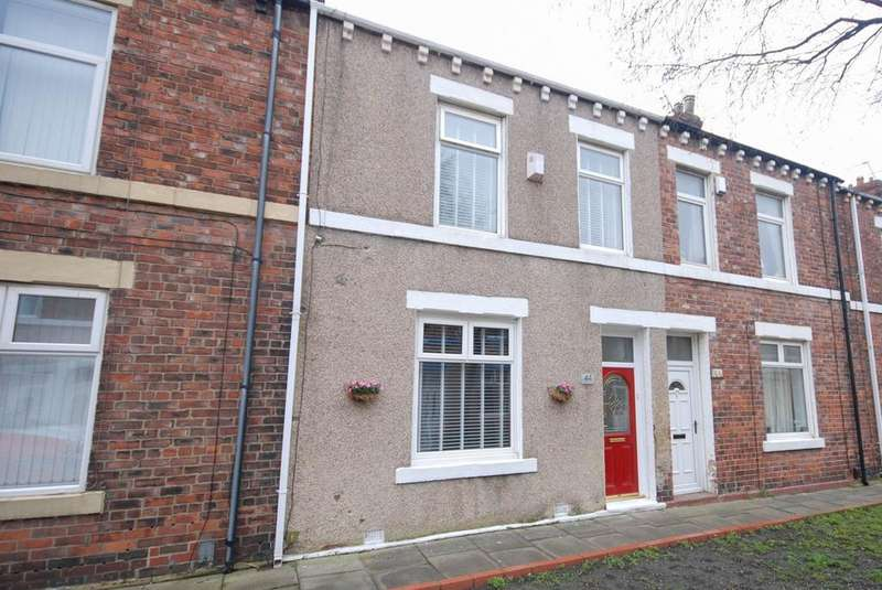 3 Bedrooms Terraced House for sale in St Rollox Street, Hebburn