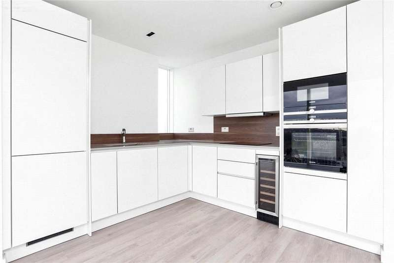 2 Bedrooms Flat for sale in Kingly Apartments, Woodberry Down, London, N4