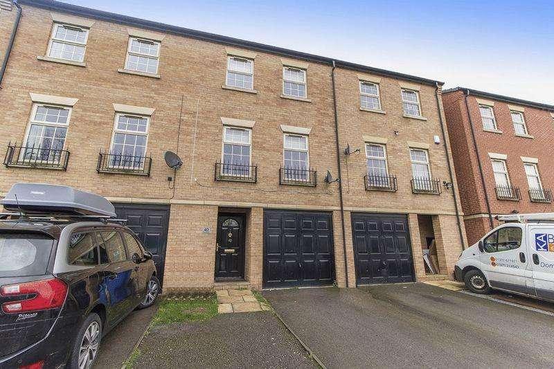 4 Bedrooms Terraced House for sale in BRIDGESIDE WAY, SPONDON