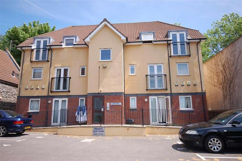 2 Bedrooms Flat for sale in Glebe Road, St George, Bristol, BS5 8LU