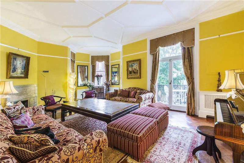 4 Bedrooms Flat for sale in Cheniston Gardens, Kensington, W8