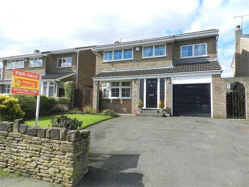 5 Bedrooms Detached House for sale in Barnsley Road, Thorpe Hesley, ROTHERHAM, South Yorkshire