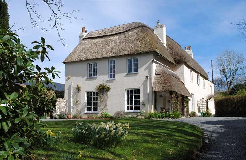 6 Bedrooms Detached House for sale in Landcross, Bideford