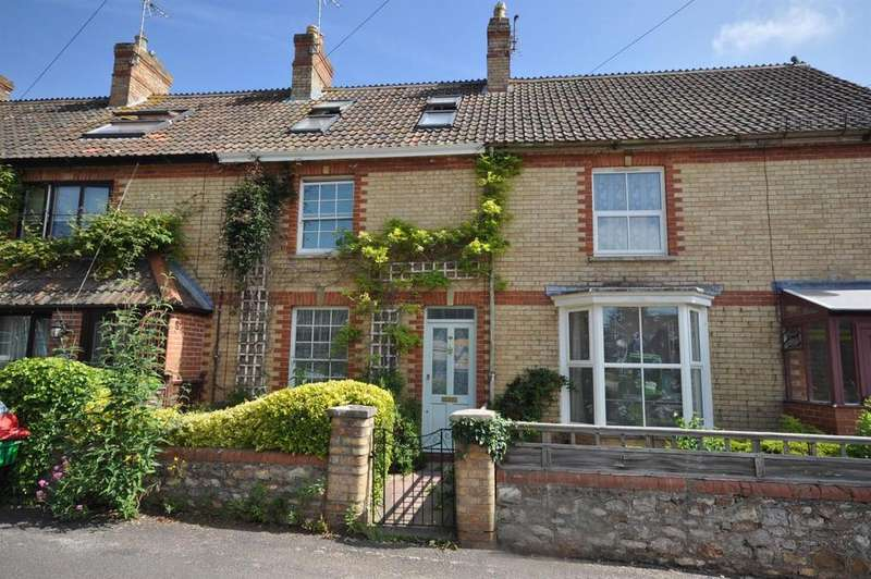 2 Bedrooms Terraced House for sale in Church Road