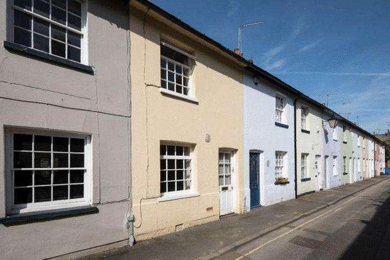 2 Bedrooms Terraced House for sale in Tangier Lane, Eton, Berkshire