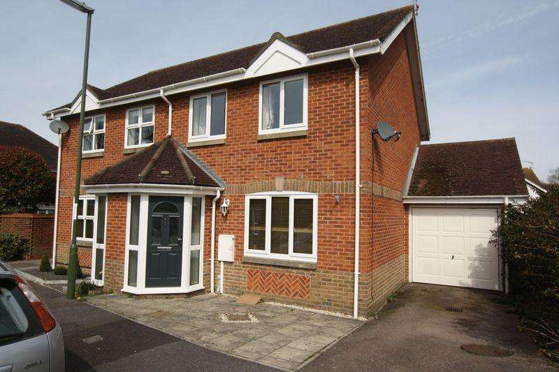 3 Bedrooms Semi Detached House for sale in Primrose Copse, Horsham
