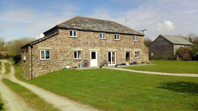 3 Bedrooms Barn Conversion Character Property for rent in , Lostwithiel
