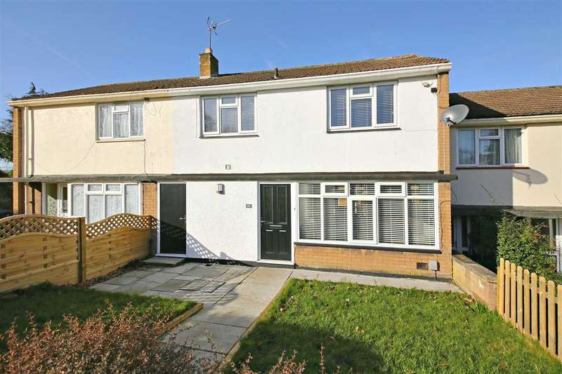 3 Bedrooms Semi Detached House for sale in Hillcrest, Hatfield