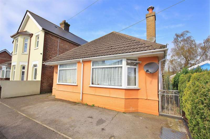 2 Bedrooms Bungalow for sale in Pembroke Road, Poole