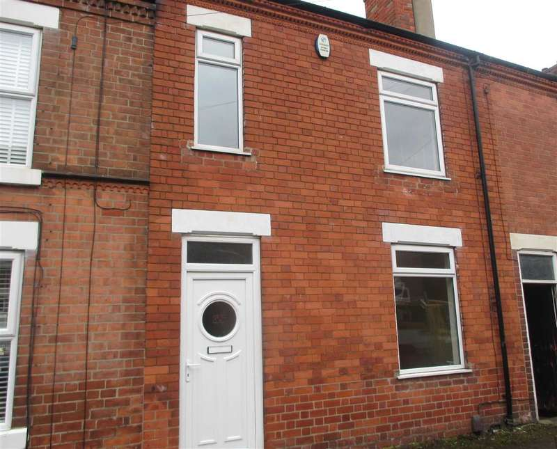 3 Bedrooms Detached House for sale in Lynncroft, Eastwood, Nottingham