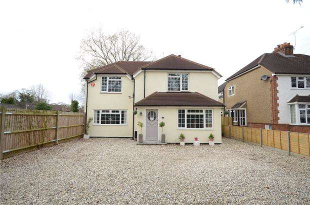 4 Bedrooms Detached House for sale in Plough Lane, Wokingham, Berkshire