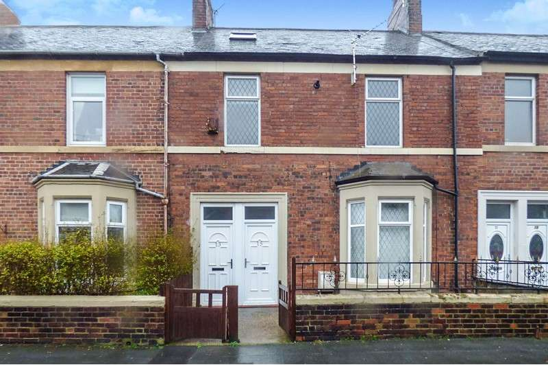 1 Bedroom Property for sale in Pine Street, Jarrow, Tyne and Wear, NE32 5JF
