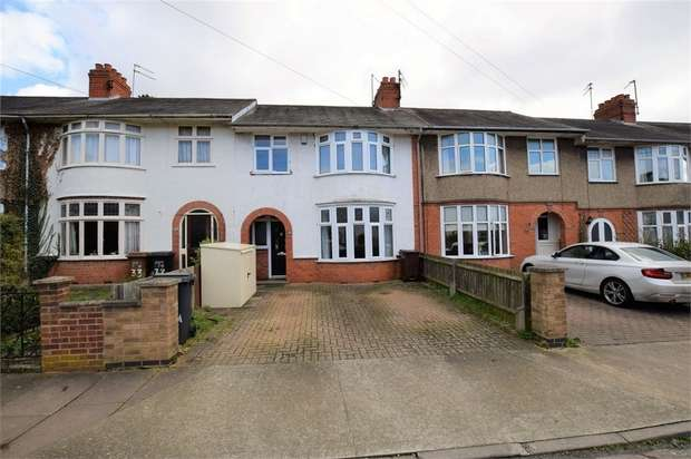 3 Bedrooms Terraced House for sale in Pinewood Road, NORTHAMPTON