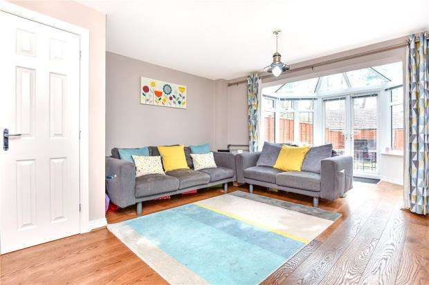 3 Bedrooms Terraced House for sale in Waterloo Road, Crowthorne, Berkshire