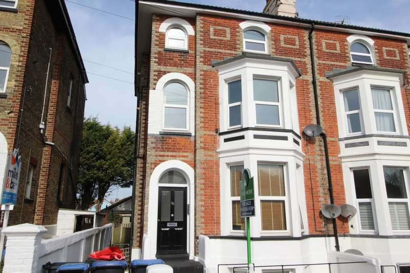 1 Bedroom Flat for sale in Belmont Road, Broadstairs, CT10