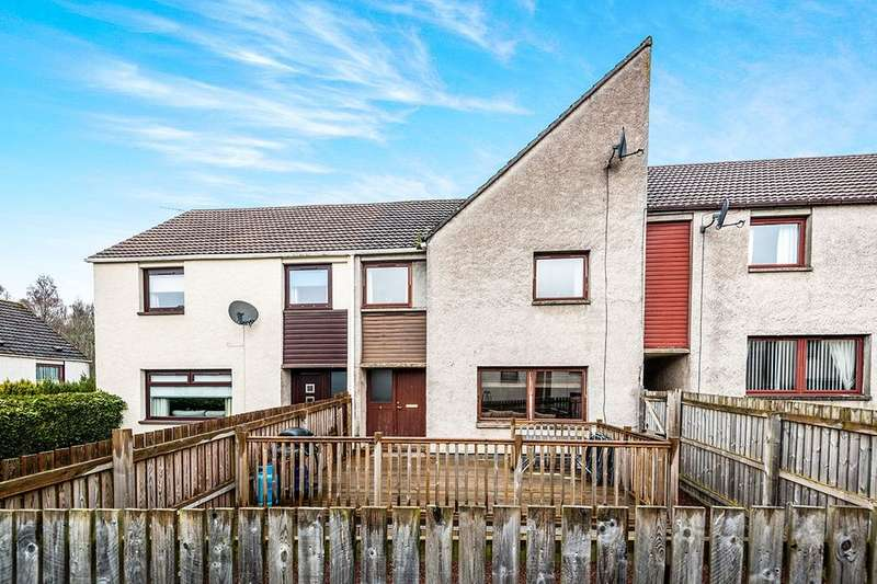 3 Bedrooms Semi Detached House for sale in Bruce Avenue, Dingwall, IV15