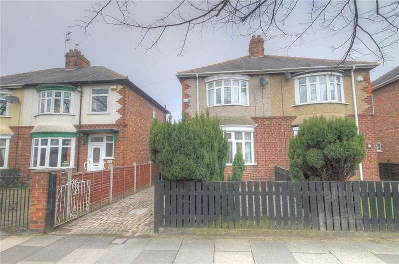 2 Bedrooms Semi Detached House for sale in Yarm Road, Darlington, DL1