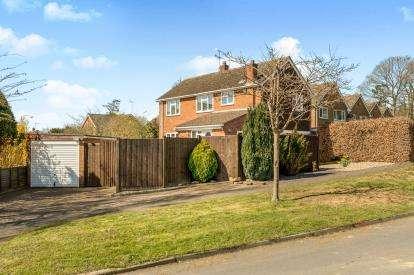 3 Bedrooms Detached House for sale in Blacklow Road, Warwick, Warwickshire, .