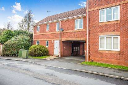 2 Bedrooms Flat for sale in Gipsy Lane, Willenhall, West Midlands