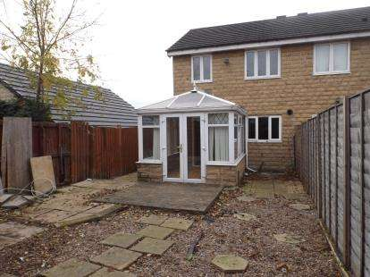 3 Bedrooms End Of Terrace House for sale in Mill Avenue, Dalton, Huddersfield, West Yorkshire