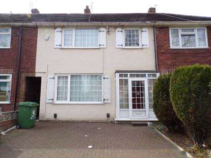 3 Bedrooms Terraced House for sale in Moss Road, Stretford, Manchester, Greater Manchester