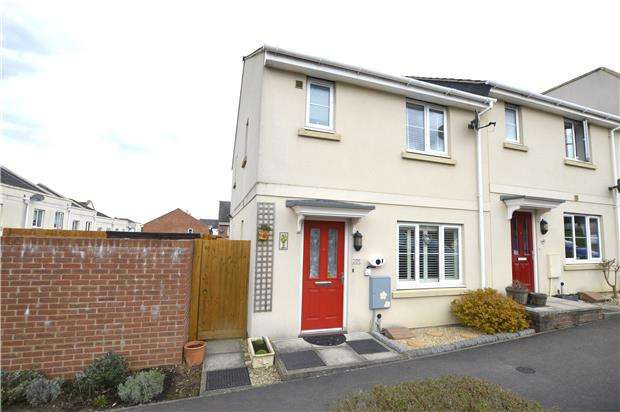 3 Bedrooms Semi Detached House for sale in Clearwell Gardens, CHELTENHAM, Gloucestershire, GL52 5GH