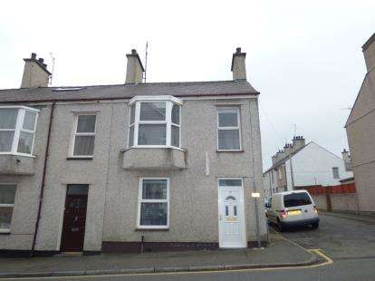 2 Bedrooms End Of Terrace House for sale in Holborn Road, Holyhead, Anglesey, LL65