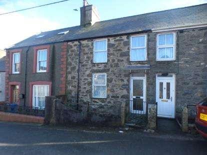 3 Bedrooms Terraced House for sale in ., Llithfaen, Pwllheli, Gwynedd, LL53
