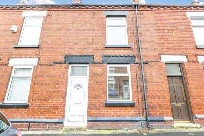 2 Bedrooms Terraced House for sale in Albion Street, St Helens, Merseyside, Uk, WA10