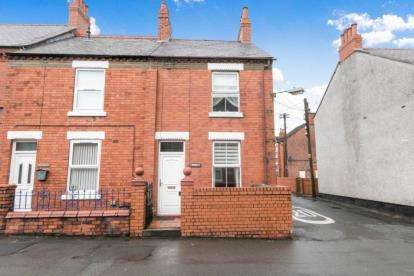 3 Bedrooms End Of Terrace House for sale in Princes Road, Rhosllanerchrugog, Wrexham, Wrecsam, LL14