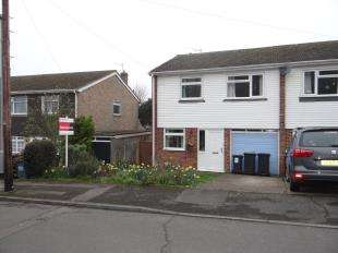 3 Bedrooms Semi Detached House for sale in Oaklands Way, Sturry, Canterbury, Kent