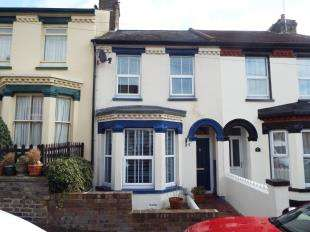 2 Bedrooms Terraced House for sale in Lascelles Road, Dover, Kent, England