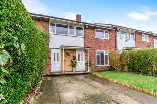 3 Bedrooms Terraced House for sale in Plover Road, Larkfield, Aylesford