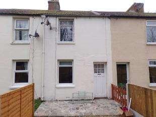 2 Bedrooms Terraced House for sale in Railway Terrace, All Saints Avenue, Margate, Kent