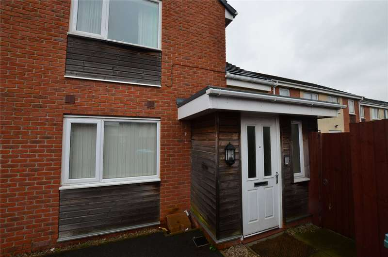 1 Bedroom Apartment Flat for sale in Keystone Close, Liverpool, L7
