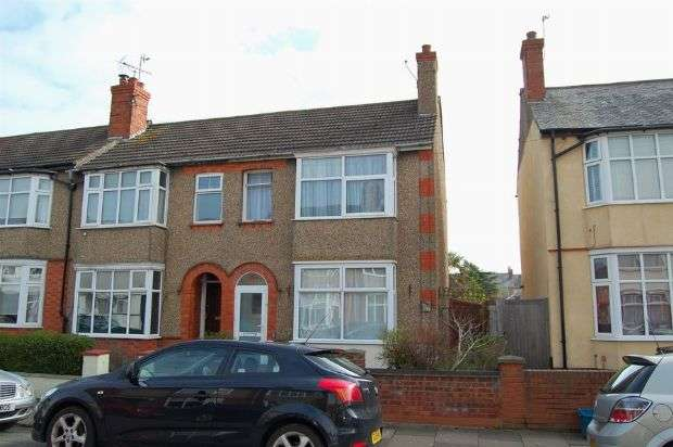 2 Bedrooms End Of Terrace House for sale in Loyd Road, Abington, Northampton NN1 5JE