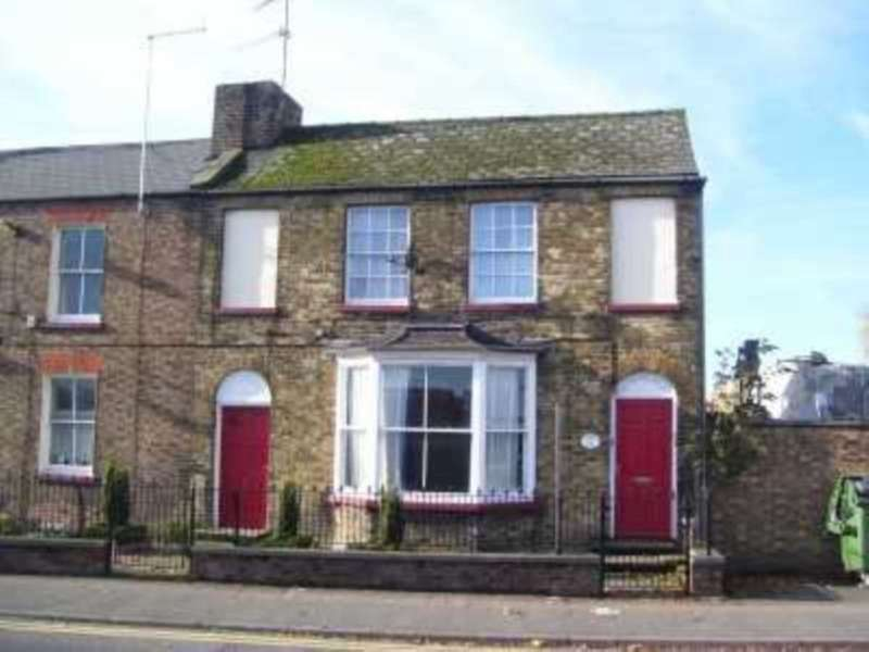 1 Bedroom Apartment Flat for sale in NORTH END, WISBECH, PE13