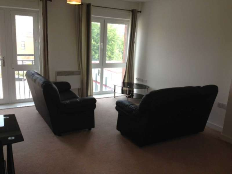 2 Bedrooms Apartment Flat for sale in Albert Mill Oldfield Road, Salford