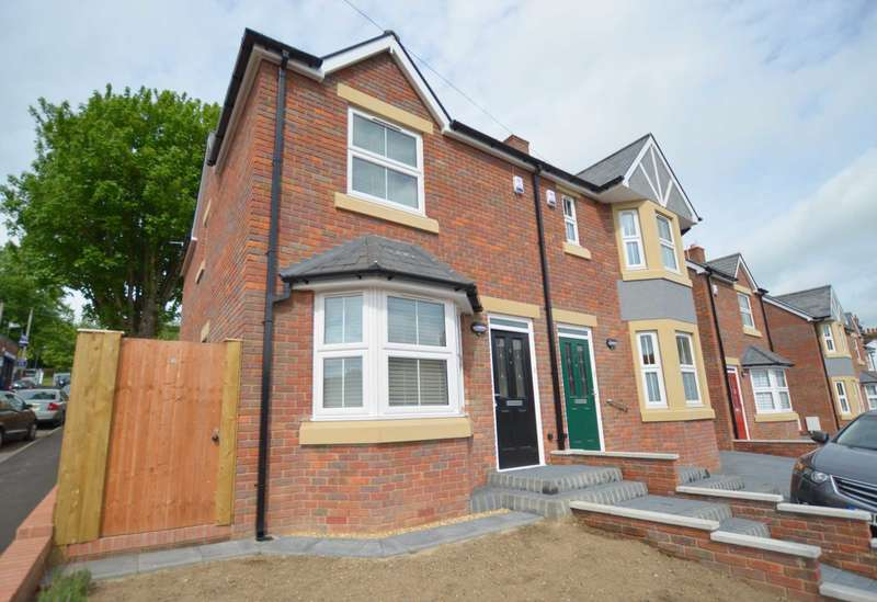 2 Bedrooms End Of Terrace House for rent in Vale Road, Chesham HP5