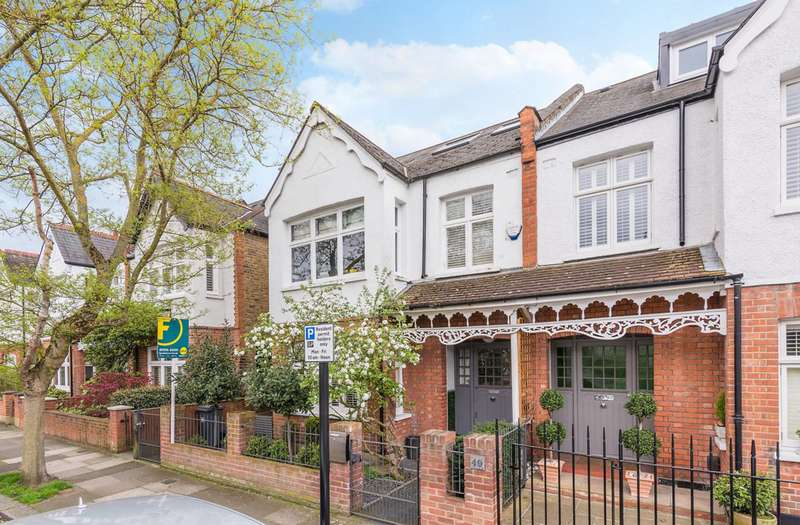 5 Bedrooms House for sale in Elmwood Road, Grove Park, W4