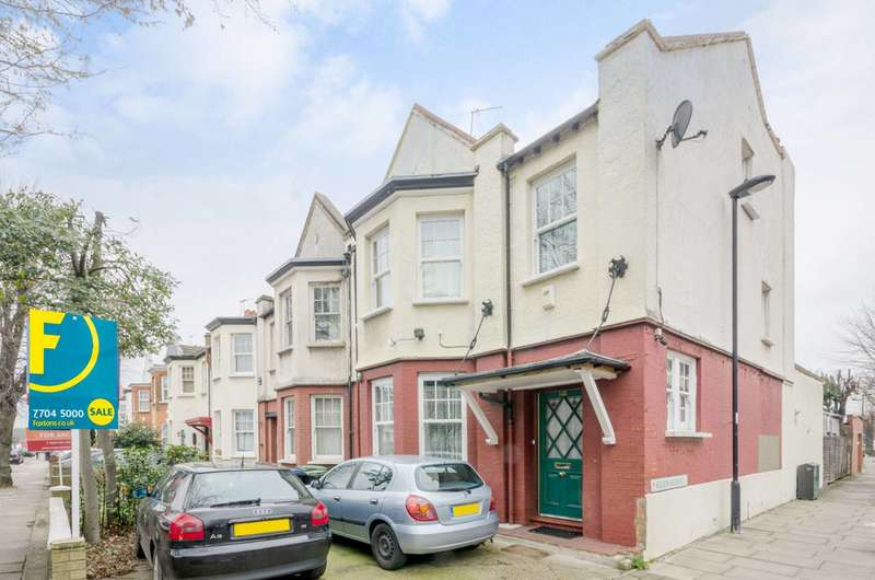 4 Bedrooms House for sale in Palmerston Road, Bowes Park, N22