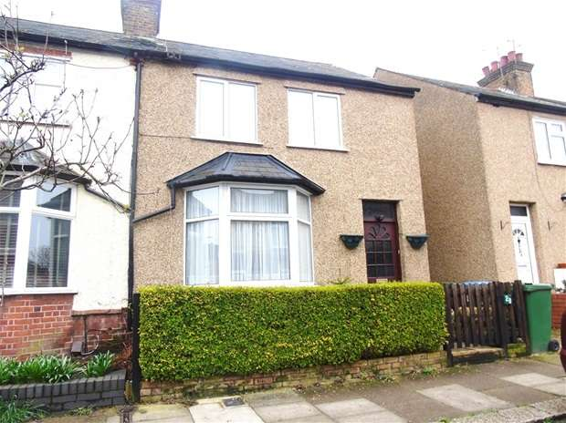 3 Bedrooms Semi Detached House for sale in Neston Road, Watford