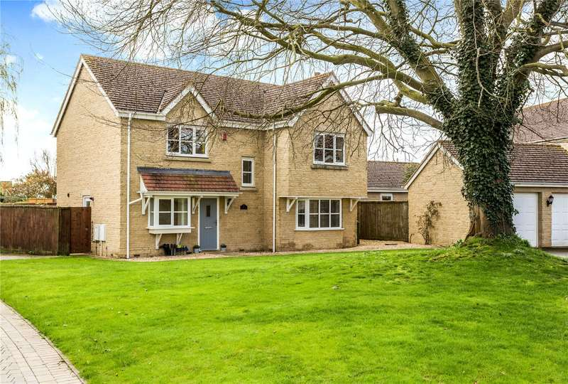 4 Bedrooms Detached House for sale in Collett Place, Latton, Wiltshire, SN6